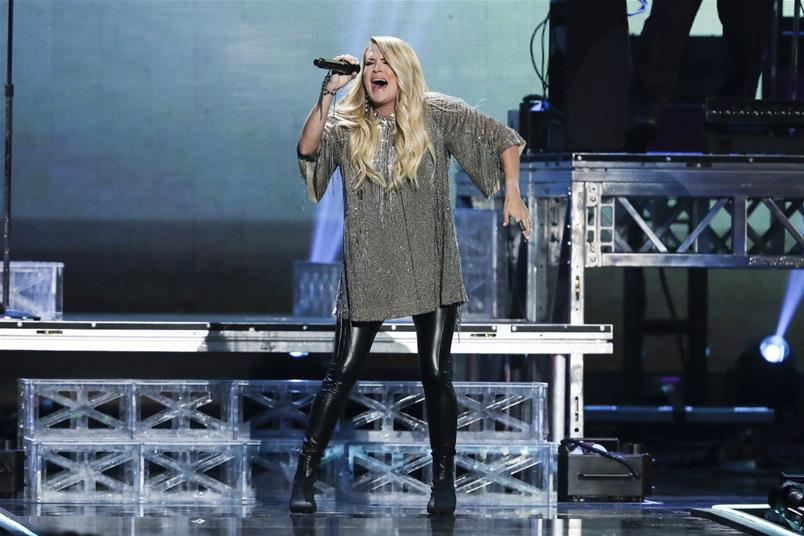 Carrie Underwood (Photo by John Salangsang/Invision/AP)