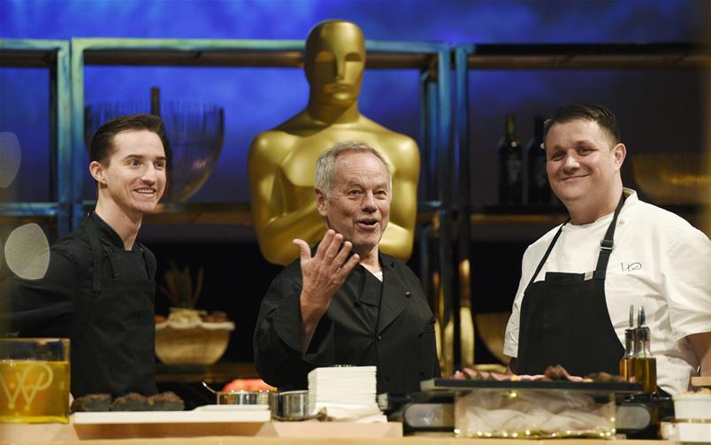Chef Wolfgang Puck (Photo by Chris Pizzello/Invision/AP)