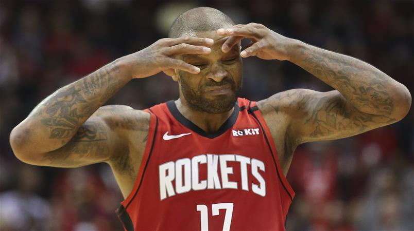 Houstons P.J. Tucker.