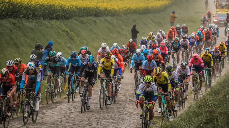 Paris-Roubaiy 2019.