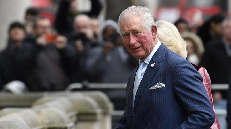 Britain's Charles, Prince of Wales